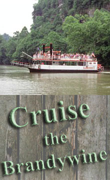 Cruise the Brandywine River